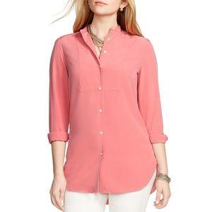 NEW Ralph Lauren tuxedo button down shirt